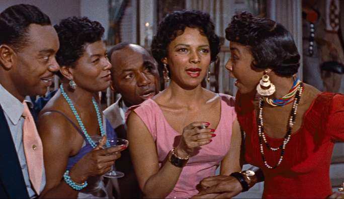 Image result for cast of carmen jones